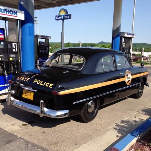 Old New Cars >> Old State Police Cruiser   Dan Lindsey   Flickr