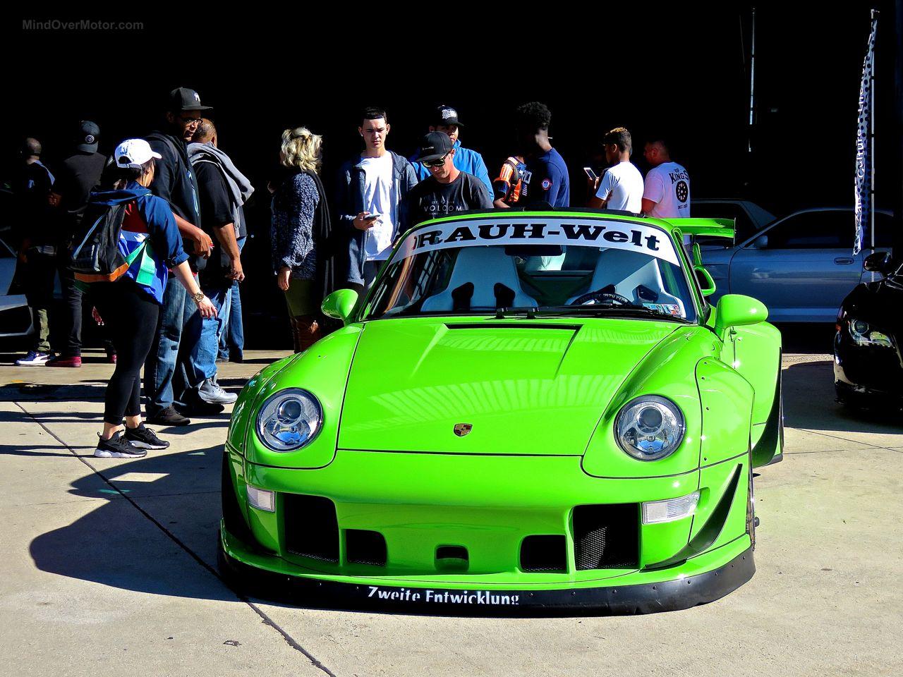RWB Porsche 993 Philly 2