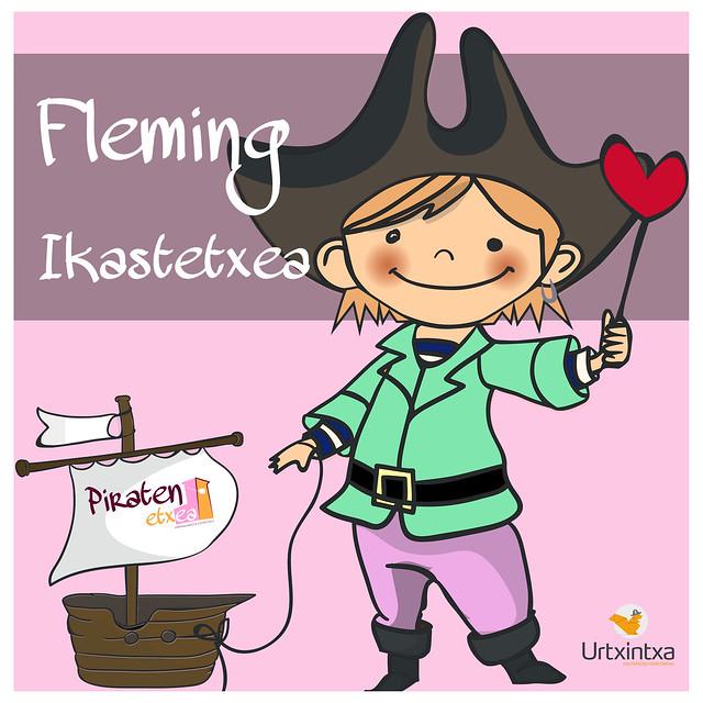 Pirata Egonaldia- Fleming Ikastetxea 2016/11/03-2016/11/04