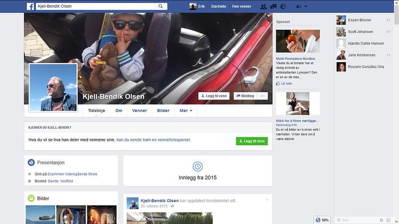 kjell bendik facebook