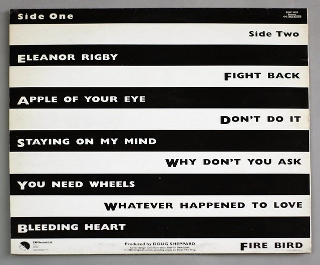 "ETHEL THE FROG S/T SELF-TITLED 12"" LP VINYL"