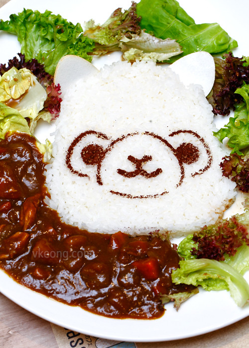 Alpacasso Cafe Curry Island