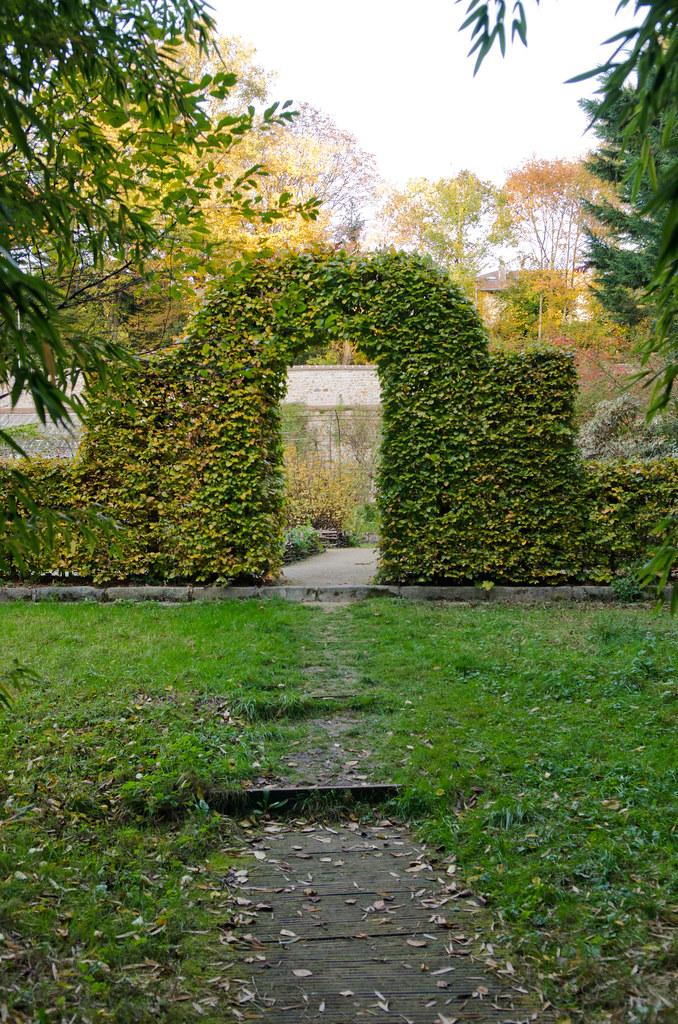 Au jardin de l'île verte