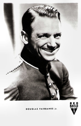 Douglas Fairbanks Jr. in Gunga Din (1939)