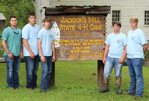 Arkansas 4-H Forestry Team
