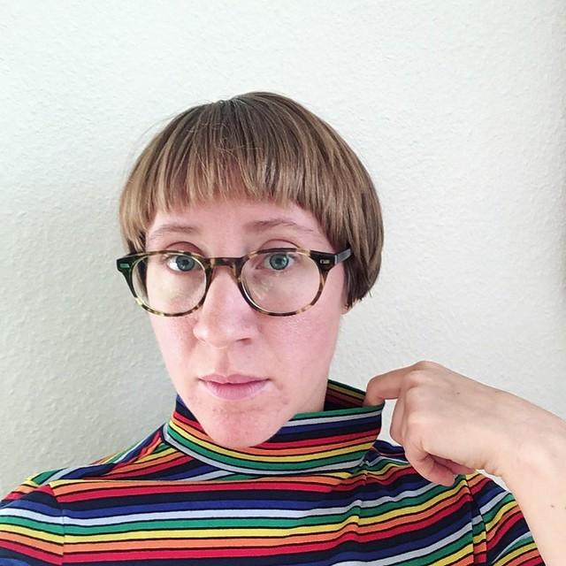 me, striped, selfie, helsingborg