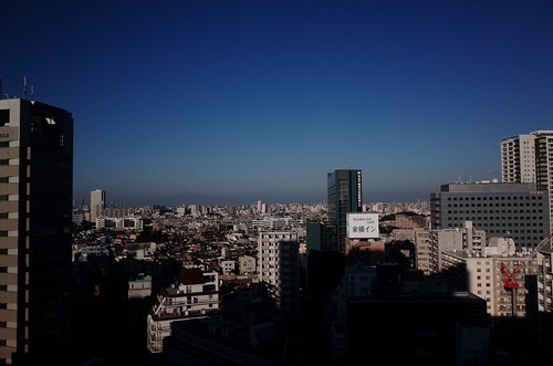 Tokyo light and shade