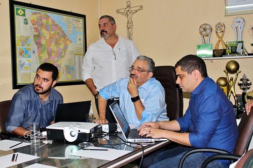 Conselho Técnico do Cearense Série A 2017 - 07/11/2016