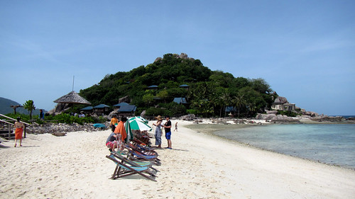 Koh Nangyuan 1day trip ナンユアン島スノーケルツアー (37)