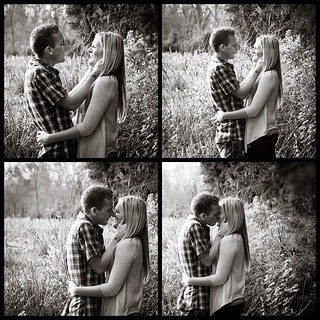 P & Keith   Shoot April 2012 #love #blackandwhit | by MsMimiSmeeks