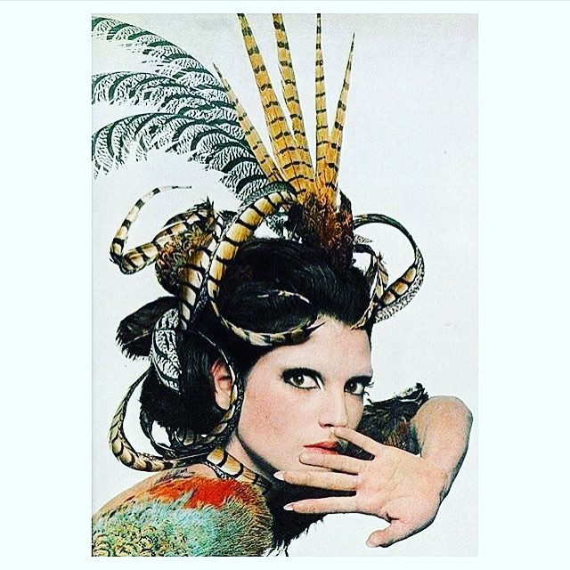 Headdress inspiration! (thanks @reformthefunk)