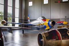 MM51-11049 51-29 - 2142-502B - Italian Air Force - Republic F-84G Thunderjet - Italian Air Force Museum Vigna di Valle, Italy - 160614 - Steven Gray - IMG_0799_HDR