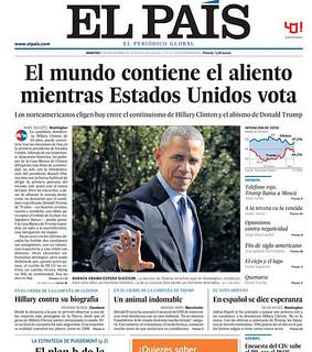 Elecciones E.U.A 2016
