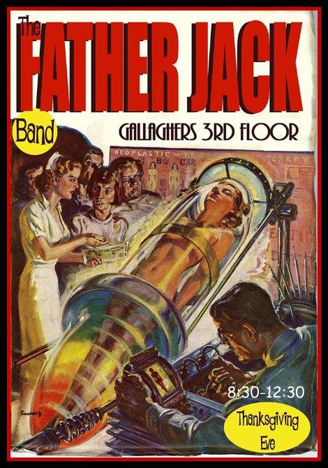 Father Jack Band 11-23-16
