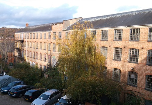 Wycombe warehouse