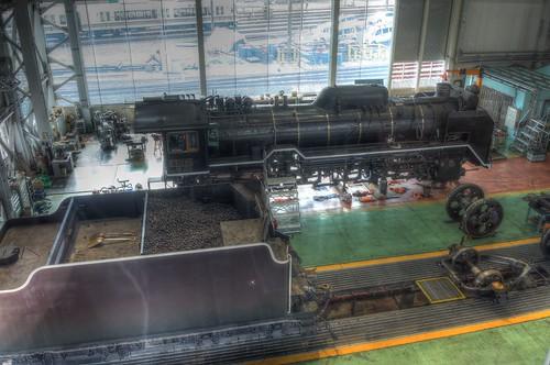Kyoto Railway Museum on NOV 28, 2016 vol02 (19)