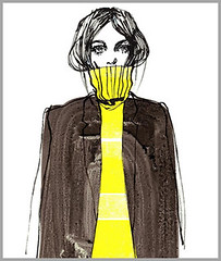 Lucy MacLeod Fashion Illustration
