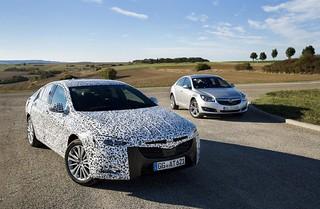 Neuer Opel Insignia Grand Sport
