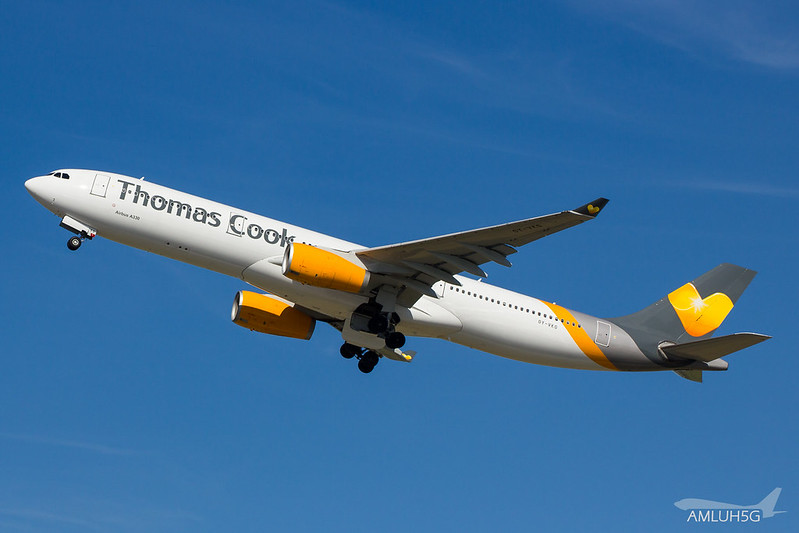 Thomas Cook Scandinavia - A333 - OY-VKG (1)