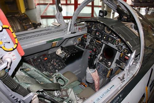 F-104J戦闘機  コックピット IMG_0098