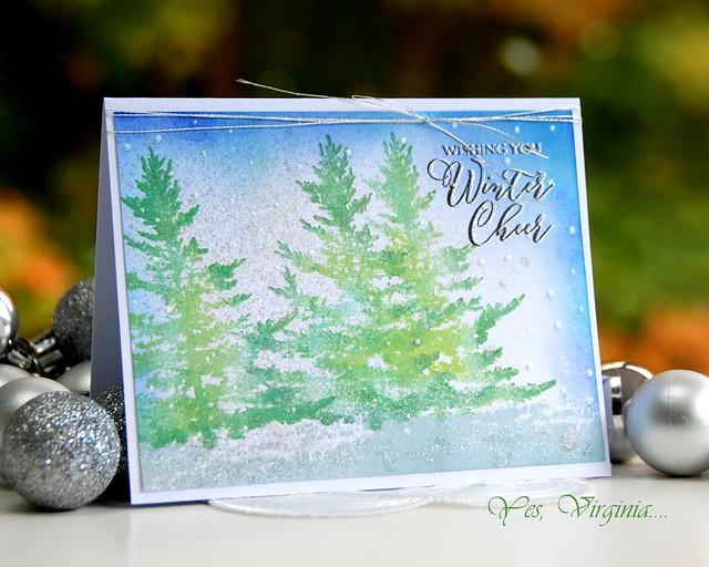 wishing you winter cheer