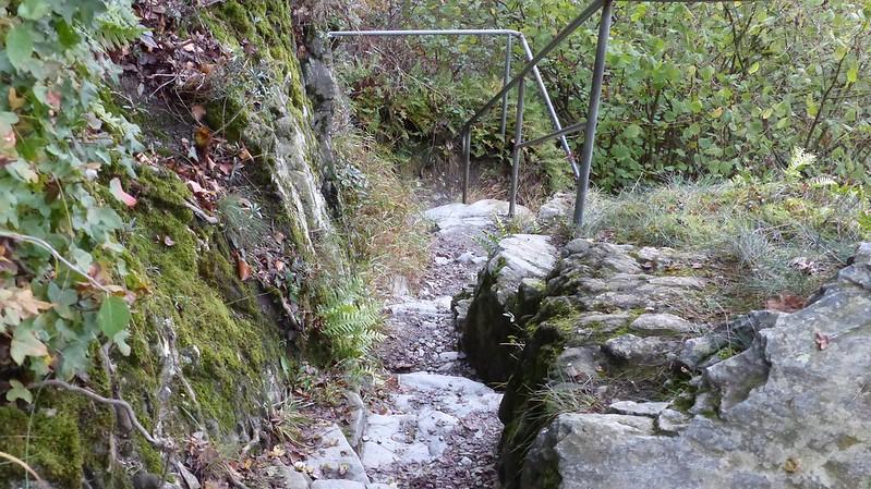 Felsenweg, Oberwesel