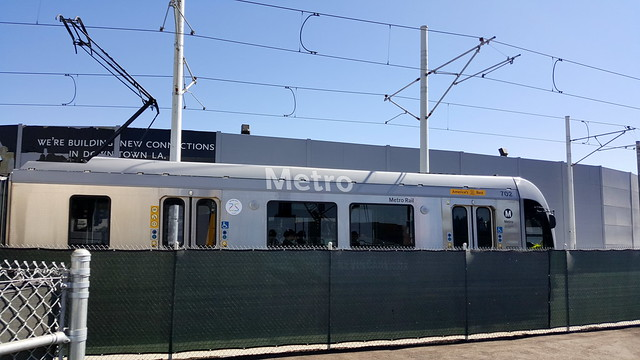 L.A. Metro - Little Tokyo/Arts District
