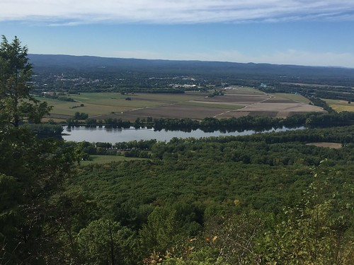 View from Mt. Holyoke at Skinner State Park