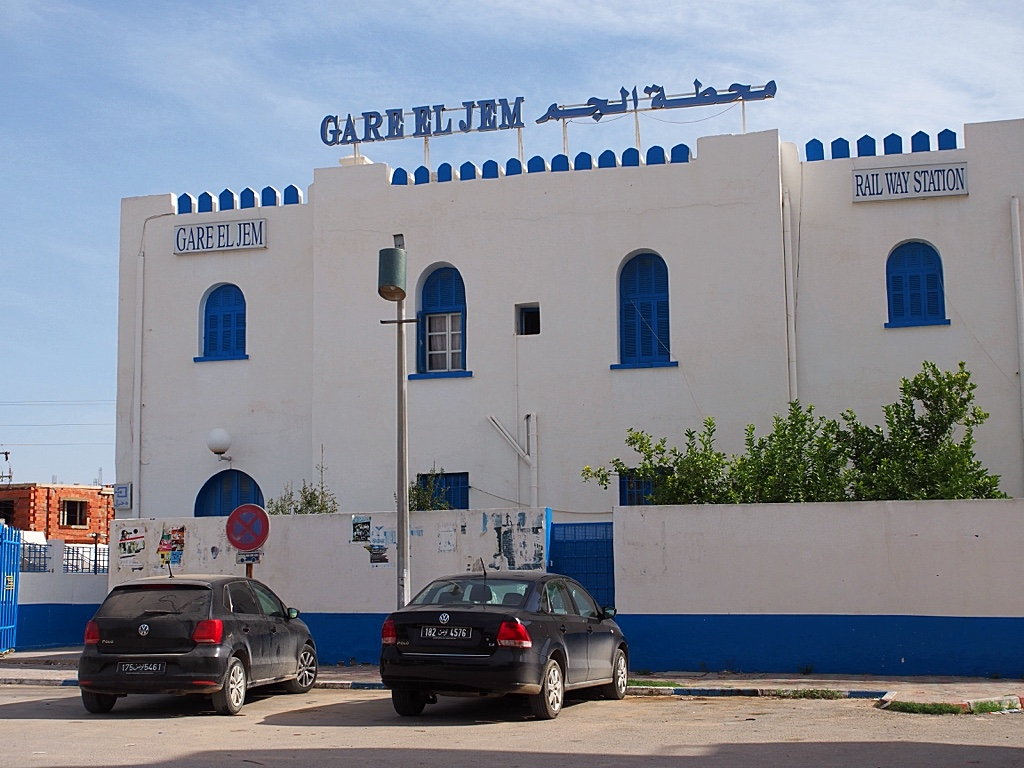 Julkisilla Tunisiassa