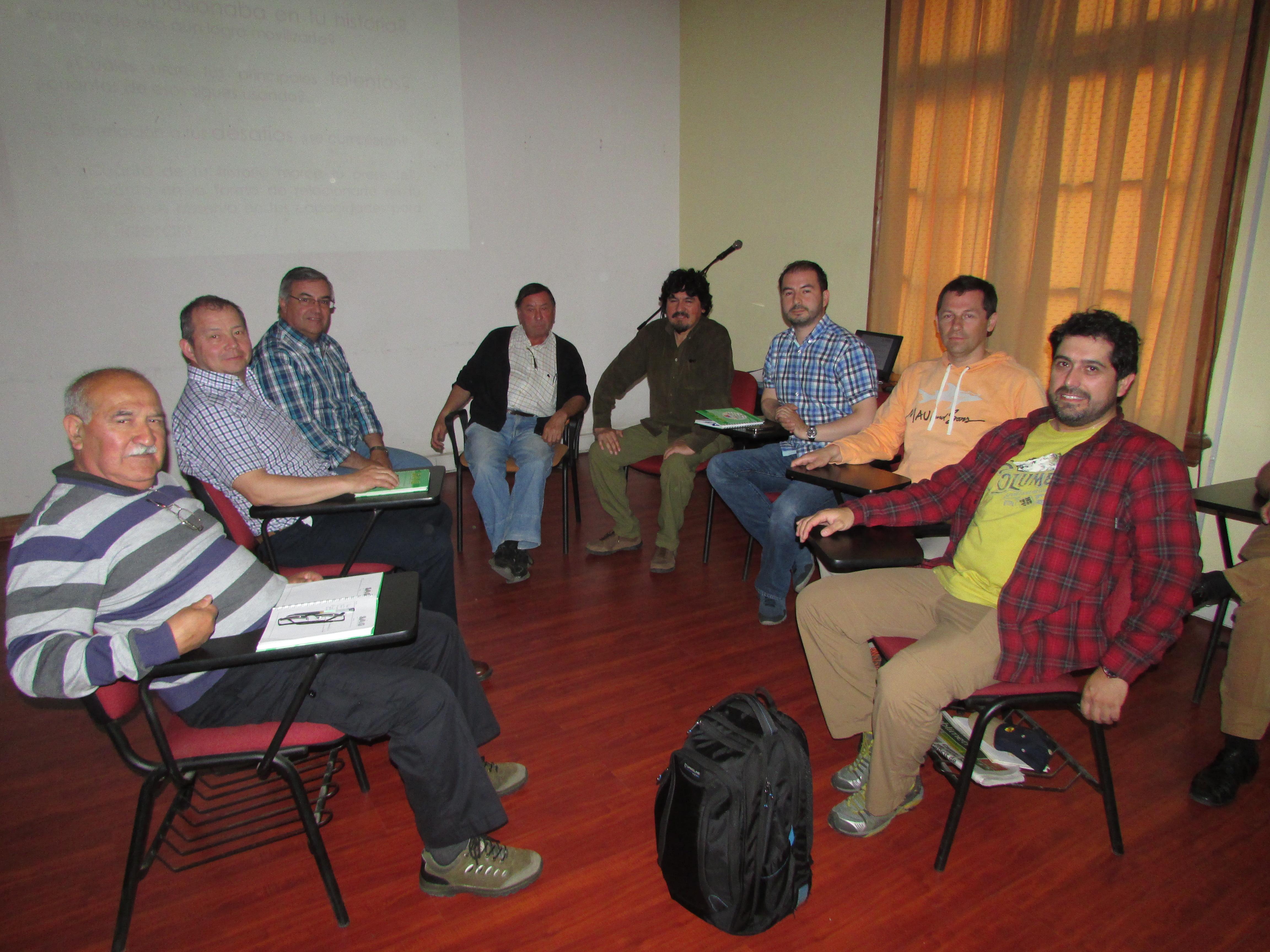 AFSAG inicia Diplomado en Santiago con dirigentes y dirigentas de todo el país - 21 Noviembre 2016