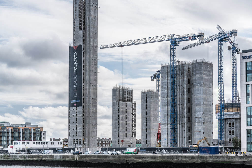 CAPITAL DOCK [THE CONSTRUCTION BOOM IS WELL UNDERWAY AGAIN!]--122226
