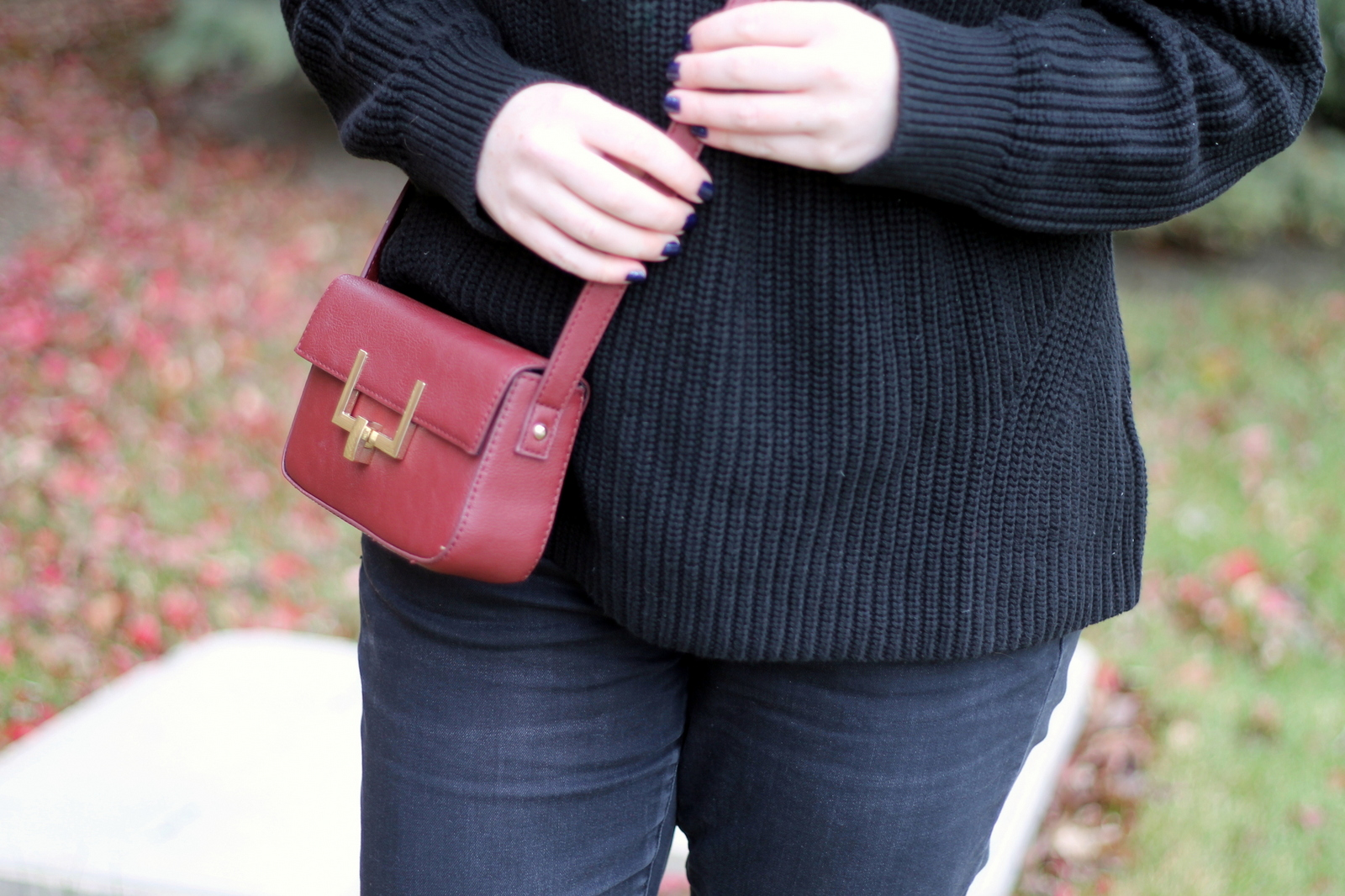 Burgundy Accessories | Re-Mix-Her