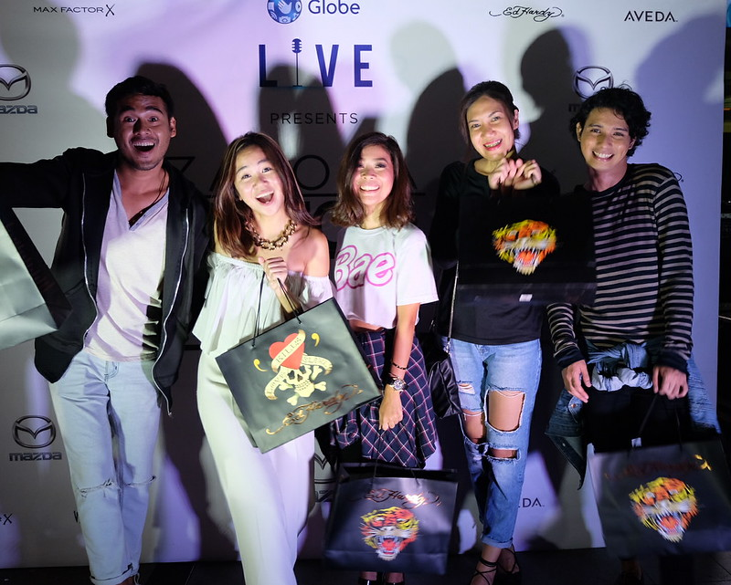 Ed Hardy in the Philippines: Zalora Fashion Night Out
