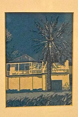 "Rottnest""s old pilot house print by Caroline Juniper"