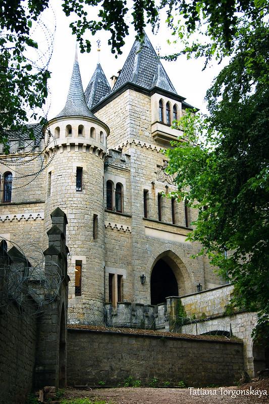 Главные ворота Мариенбурга