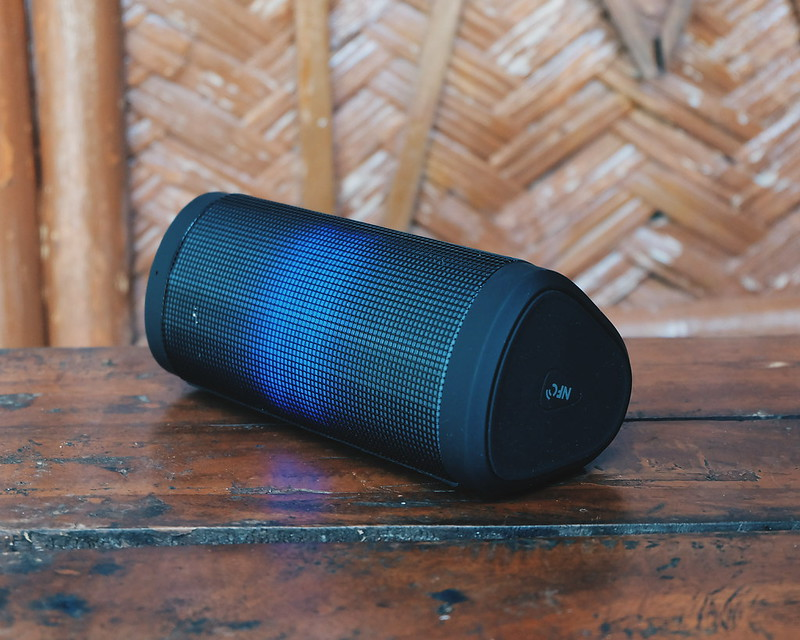 BluAnt Ozone Wifeless LED Speaker