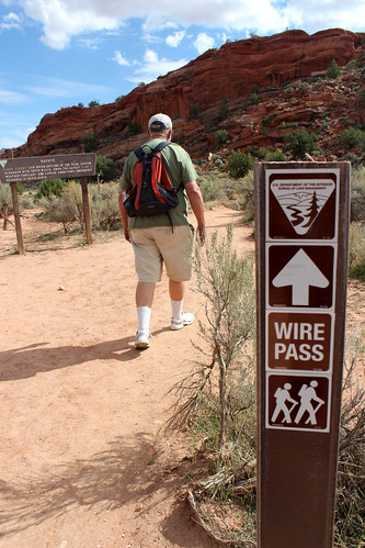 Wire Pass Slot Canyon-4