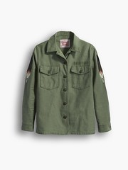 Levis Military Jacket