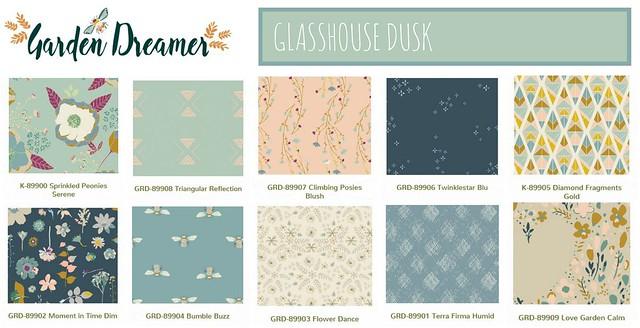 Garden Dreamer ~ Glasshouse dusk