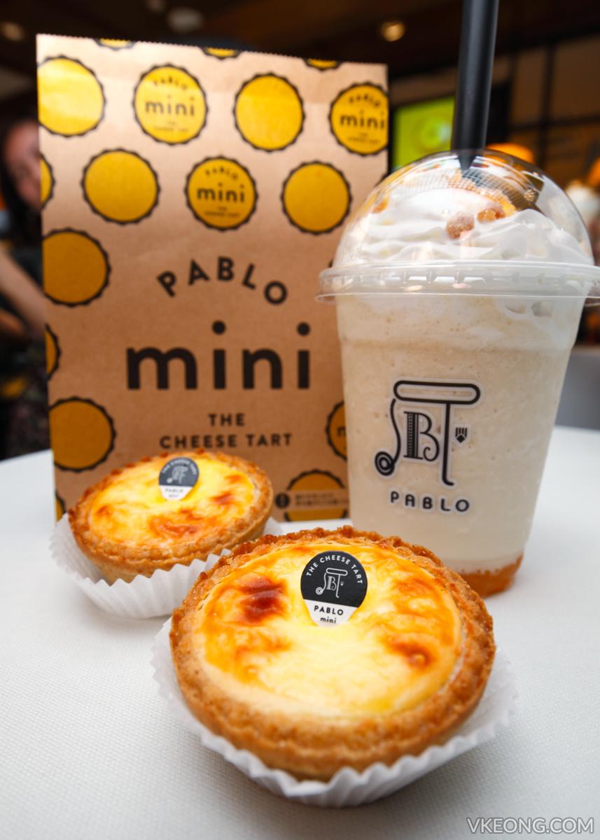 Pablo Cheese Tarts 1 Utama