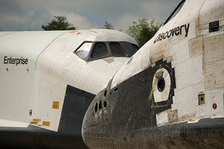Shuttle Discovery Arrives at Udvar-Hazy (201204190028HQ) | by NASA HQ PHOTO