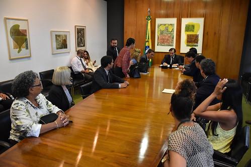 29.11.2016 - Reunião com Rodrigo Maia