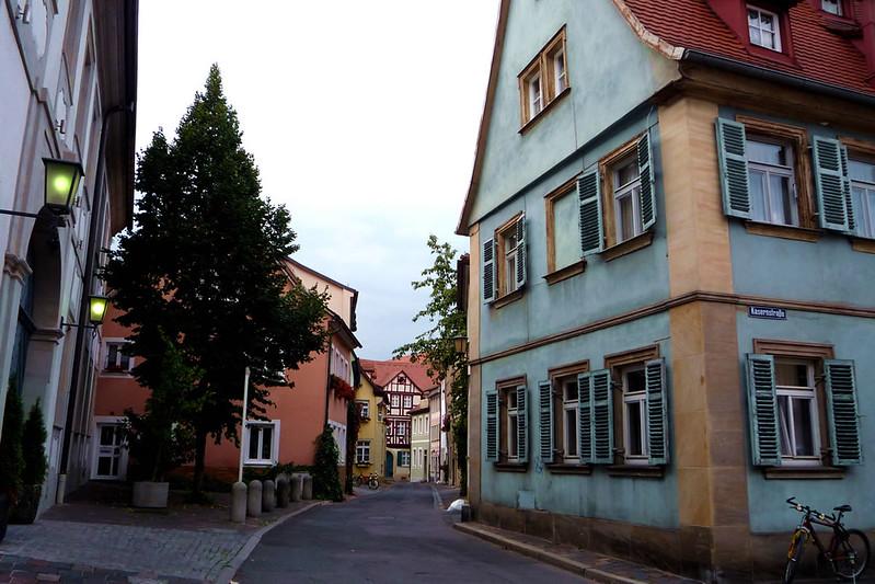 Bamberg. Un casco antiguo patrimonio de la Humanidad