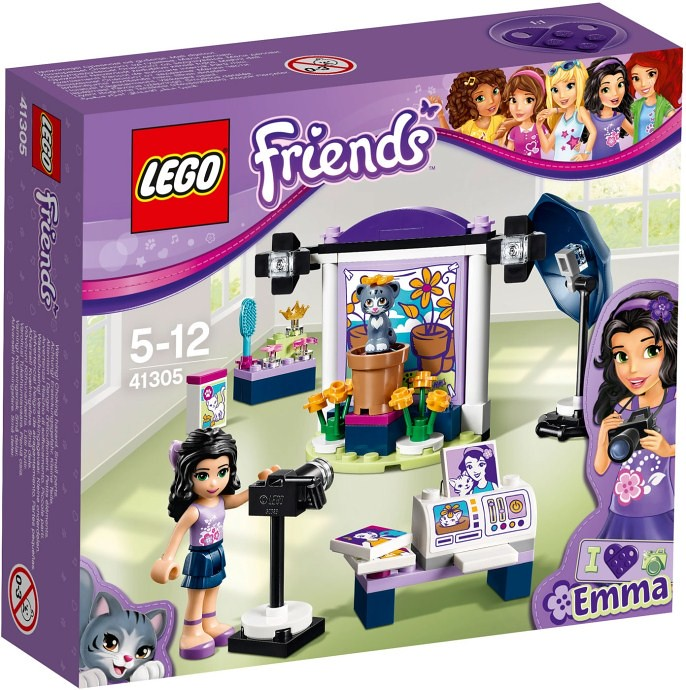 lego friends 41130 instructions