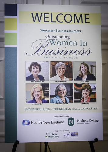 2016 Outstanding Women in Business