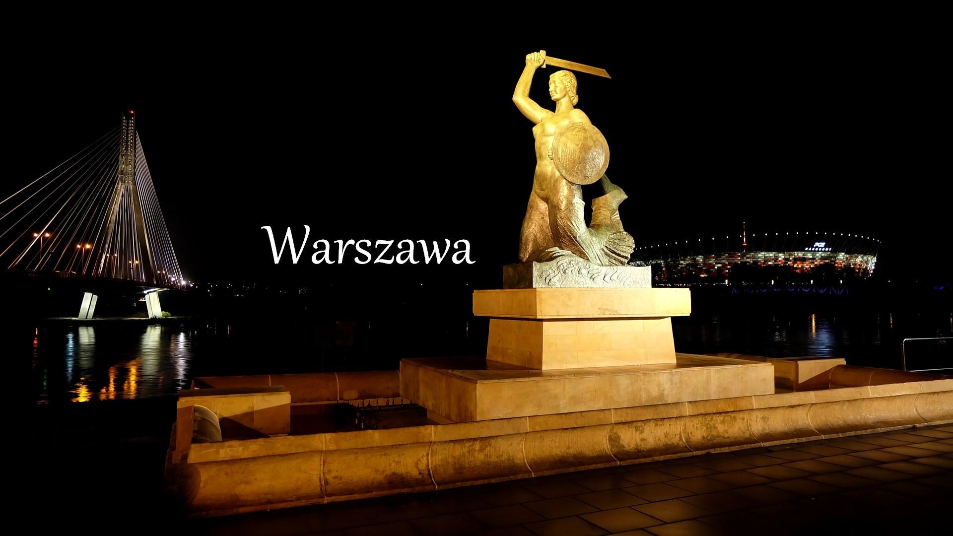 Cover Warszawa, Poland
