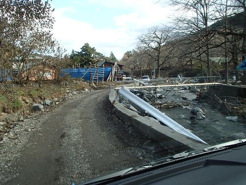 台風10号豪雨被害 大雨岩手県岩泉町で災害ボランティア(援人 1118便)