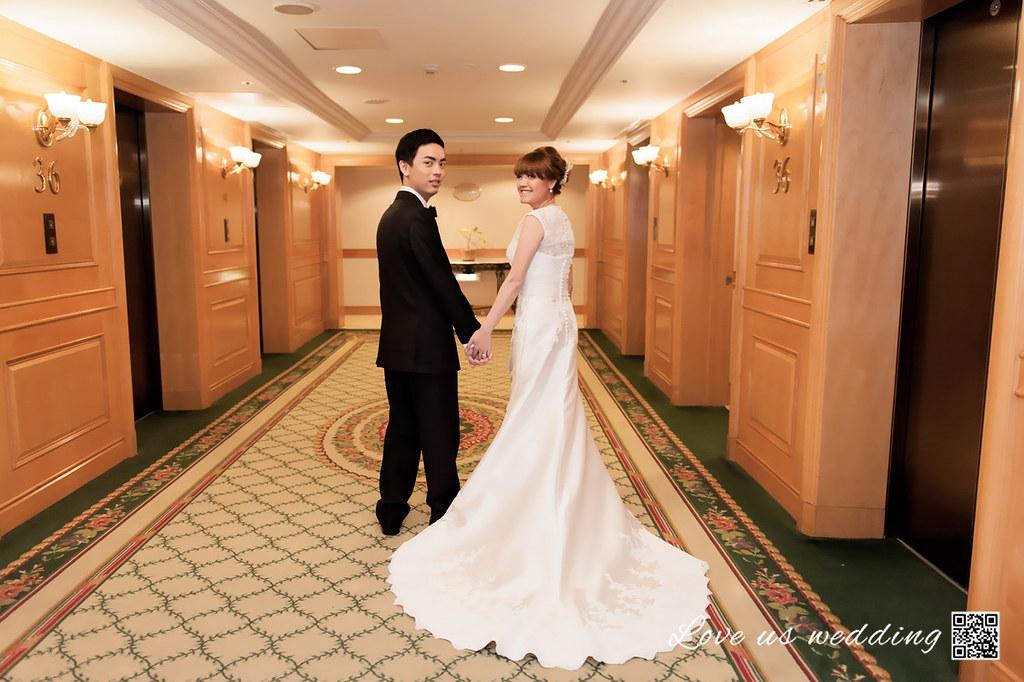 建志&曉薇-高雄寒軒B2國際廳-結婚午宴婚禮紀錄