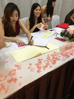 Yin Mei's Wedding @ Sime Darby CC