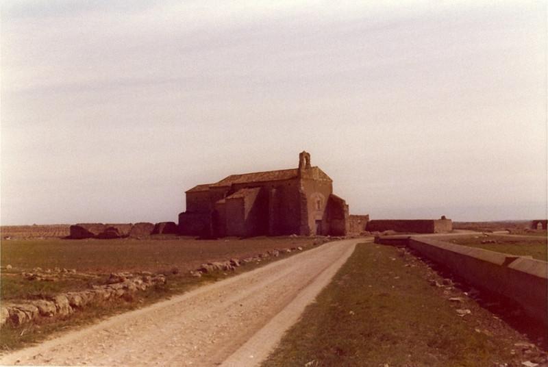 Ermita (Mahora). J.M. Martínez Acacio años 80
